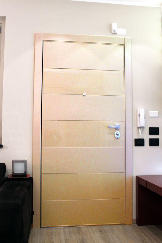 Porta blindata - pannello gavisio