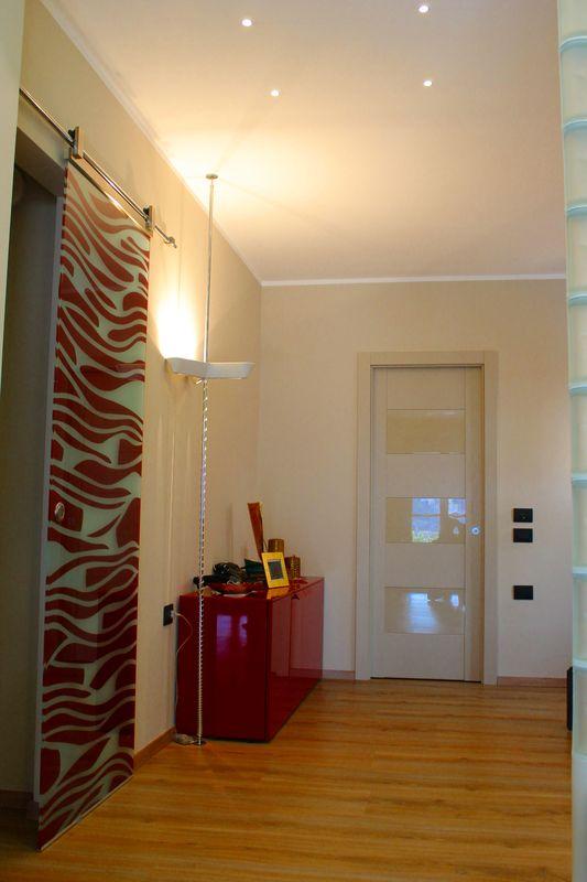 Porte interne appartamento
